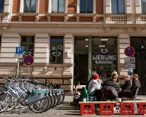 PARK(ing) Day in Leipzig