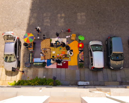 Am 18. September ist Park(ing) Day